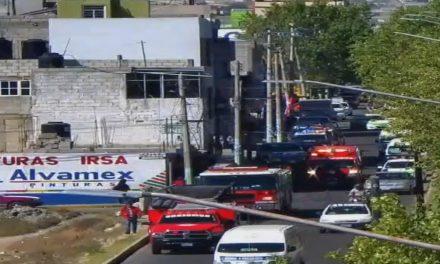 Un lesionado por flamazo de tanque de gas en Santa Julia