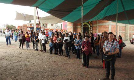 Saldo blanco en festejos de San Judas Tadeo en Tolcayuca