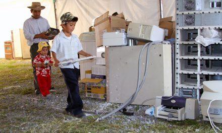 Semarnath invita a la jornada de acopio de residuos electrónicos