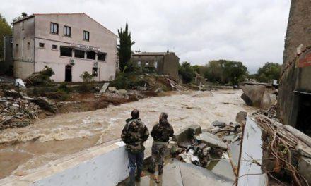 Lluvias dejan 13 muertos en Francia