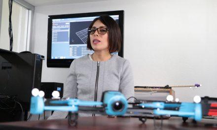 Trabajan en UPP en el diseño de drones con fines humanitarios