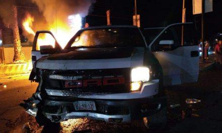 Cipriano Charrez involucrado en accidente que deja un muerto
