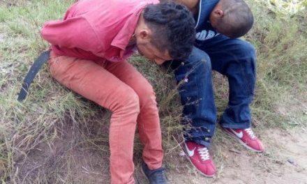 Entregan a presuntos ladrones en Cuautepec; habían sido retenidos