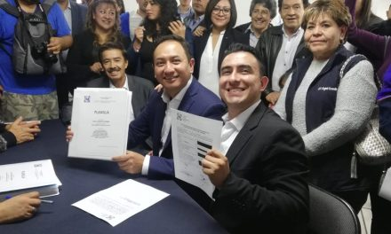 Se registran aspirantes a la presidencia del PAN en el estado.