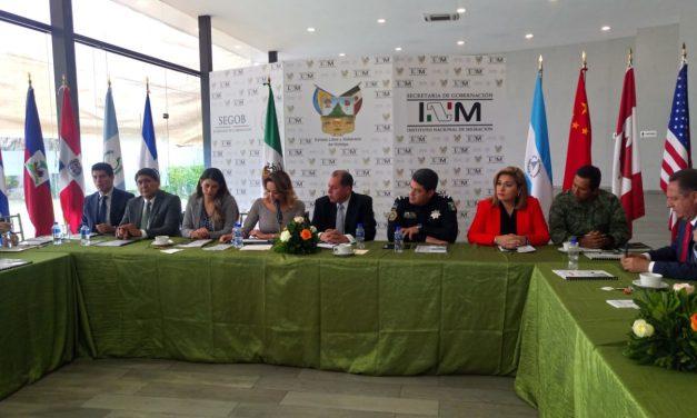 INM listo para atender a caravana migrante en su paso por Hidalgo