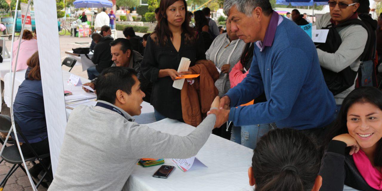 Ayuntamiento de Tizayuca incentiva la generación de empleos