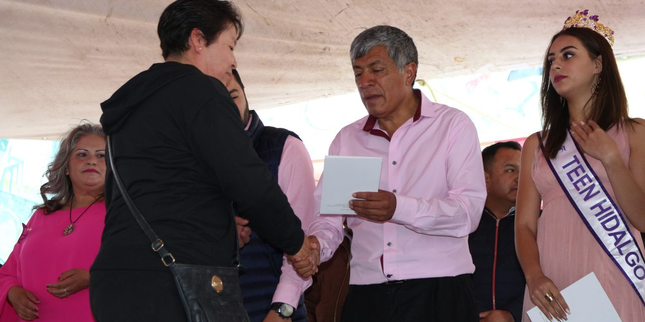 200 mujeres de Tizayuca recibieron resultados de mastografías