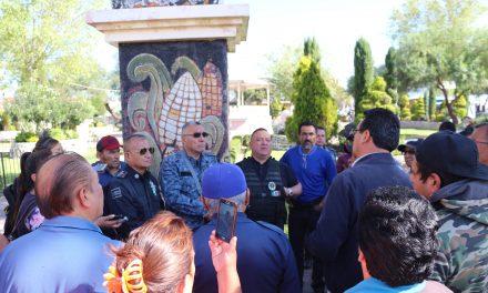 SSP de Tizayuca reforzará estrategias de vigilancia