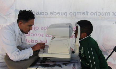 """Reanudan programa """"Salud en tu Escuela"""" en Tizayuca"""