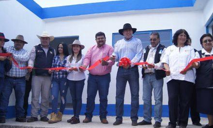 Inauguran ampliación de Casa de Salud en Tepeapulco