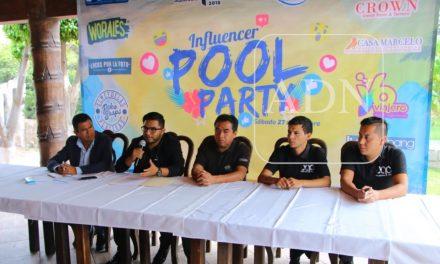 Realizarán Influencer Pool Party para atraer turismo