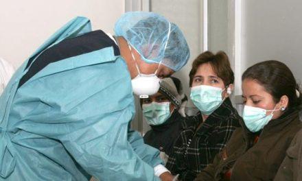 Van 12 casos de influenza registrados en Hidalgo en esta temporada