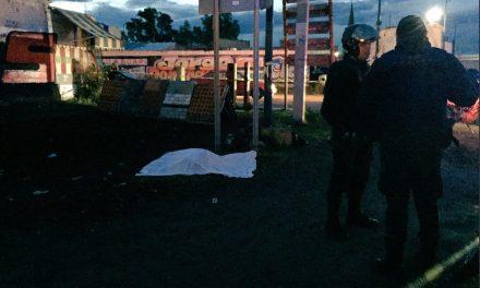Linchan a presunto ladrón en Puebla