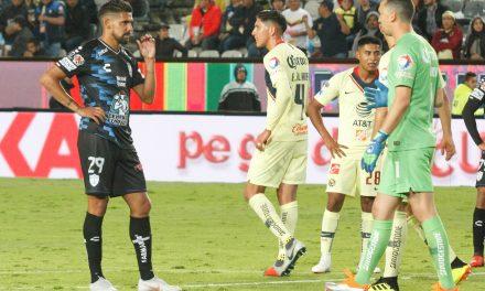 Jara confía en regresar a la titularidad ante Toluca