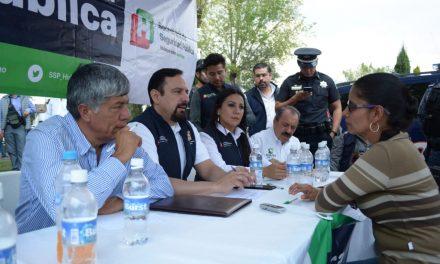 Intensificarán seguridad en colindancia con Estado de México