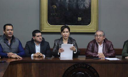 Definen Junta de Gobierno; Morena va primer año