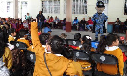 SSPH implementa el programa «Hombre Preventivo» en primarias