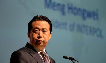 Desaparece presidente de la Interpol