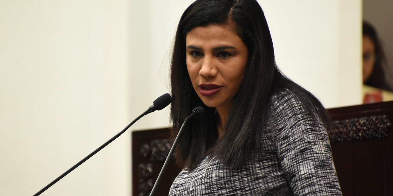 Pide Areli Miranda garantizar derecho a la cultura física y el deporte
