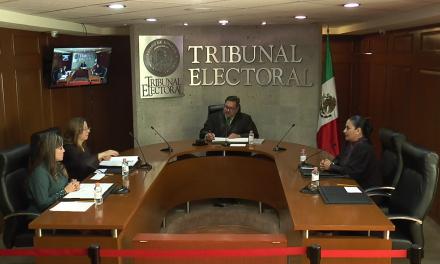 TEEH pide al ayuntamiento de Pachuca que formalice elección de delegados