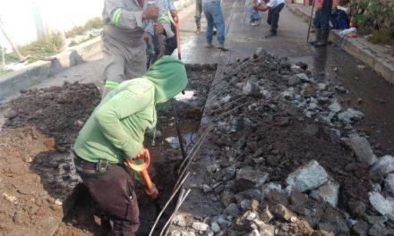 Basura provoca taponamientos en drenaje de Tulancingo