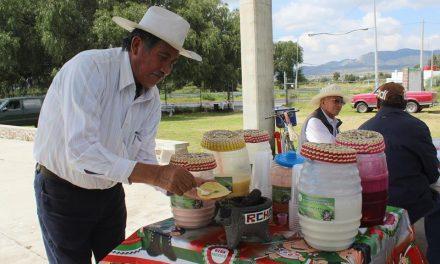 Productores instalan Tianguis Agrícola, Cultural y Gastronómico