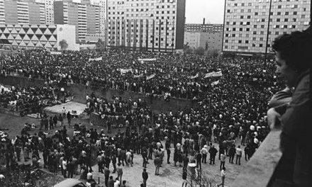 Se cumplen 50 años de la matanza de Tlatelolco