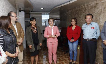 Cambios en el gabinete de Yolanda Tellería
