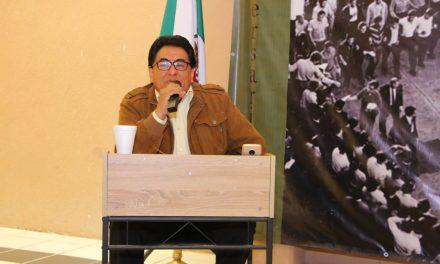 Presidente estatal del PRD vislumbra un régimen autoritario con AMLO