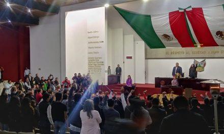 Diputado propone declarar personas nongratas a responsables de masacre de Tlatelolco