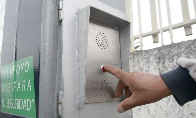 Botones de alertamiento: nueva estrategia de seguridad en Hidalgo