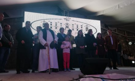 Cientos de familias asisten a inauguración de la Feria Tradicional San Francisco