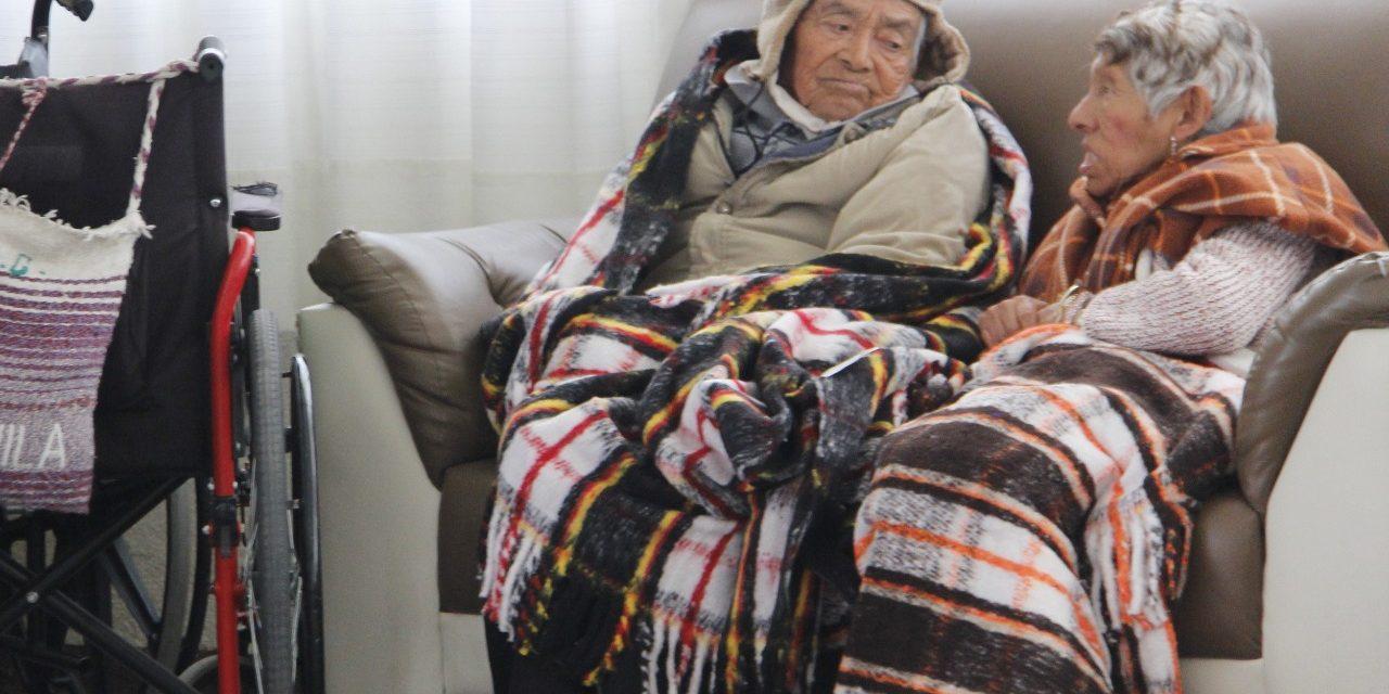 Registran casos de Adultos mayores abandonados en casa de la tercera edad