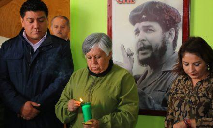 Conmemoran aniversario luctuso del Che Guevara en Pachuca