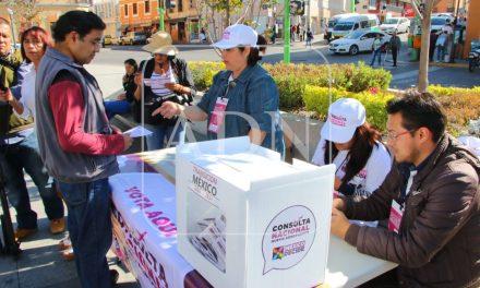 Ciudadanos explican la razón de su voto sobre el NAIM