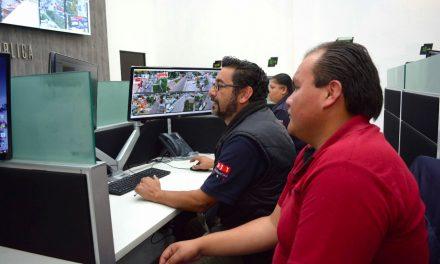 """Capacitan a """"videovigilantes"""" de la estrategia Hidalgo Seguro"""