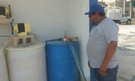 14 municipios incumplen con normativas para cloración de agua