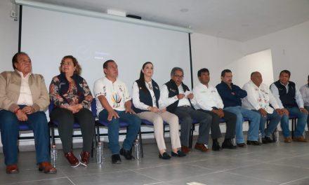 Firman convenio para vincular a jóvenes de la Otomí-Tepehua con campo laboral