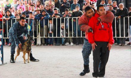 Lleva SSPH Jornada de Seguridad y Audiencia Pública a Tizayuca