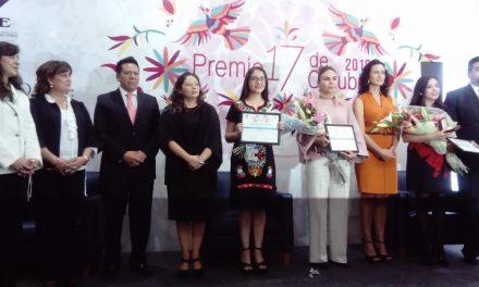 Mayka Ortega gana el segundo lugar en premio del IEEH