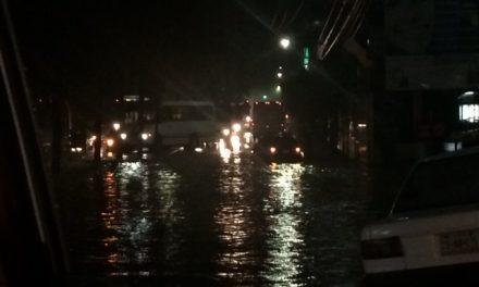 Denuncian severas inundaciones en Zempoala
