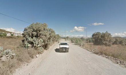 Vecinos exigen pavimentación del tramo entre El Saucillo y La Providencia
