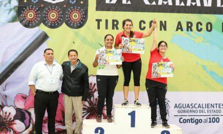 Brenda Merino obtiene bronce en Torneo de Calaveras de Aguascalientes