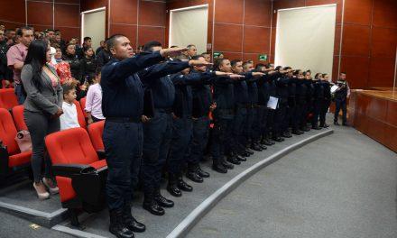 Concluye Curso de Formación Inicial para Policía Preventiva
