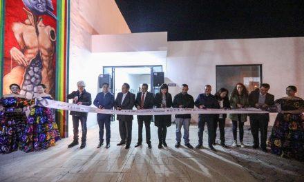 Inauguran exposición en Mineral de la Reforma