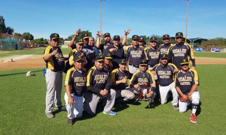Cuarto lugar para Hidalgo en Nacional de Beisbol