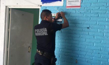 Llega programa de Alarmas vecinales a Santiago Tulantepec