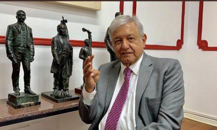 Amlo reafirma que ya no habrá pensiones para expresidentes