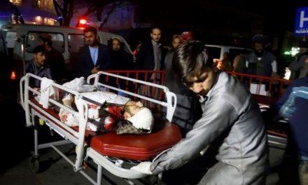Ataque en Kabul deja mínimo 63 muertos