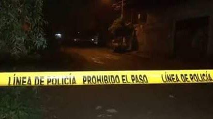 Matan a hombre en Tezontepec de Aldama